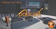 Podcast Obraz udostępniany na Facebooku template