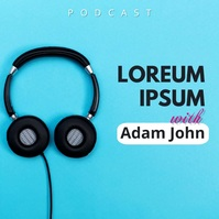 Podcast Template Instagram Post