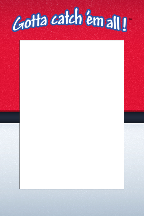 Pokemon Party Frame Template | PosterMyWall