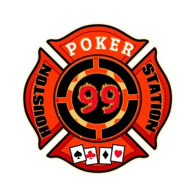 Poker Chip Brand Logo Template