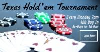 poker Immagine condivisa di Facebook template