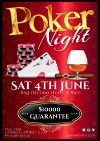 Poker Night Poster