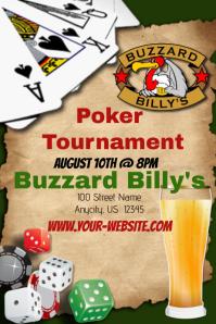 Poker Tournament Template