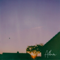 Polaroid Photo Melancholic album cover Обложка альбома template