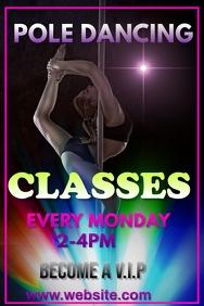 pole dancing classes