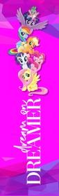 Pony Bookmark