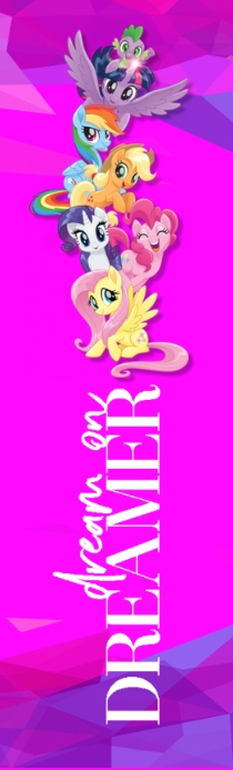 Pony Bookmark