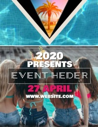 POOL EVENT VIDEO TEMPLATE