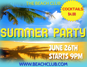 POOL PARTY PARTY BAR PARTY BEACH CLUB BAR