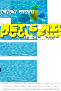 15 910 customizable design templates for pool party postermywall