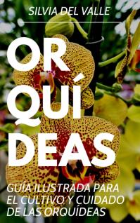 post de carátula de Libro de Jardinería Kindle-cover template