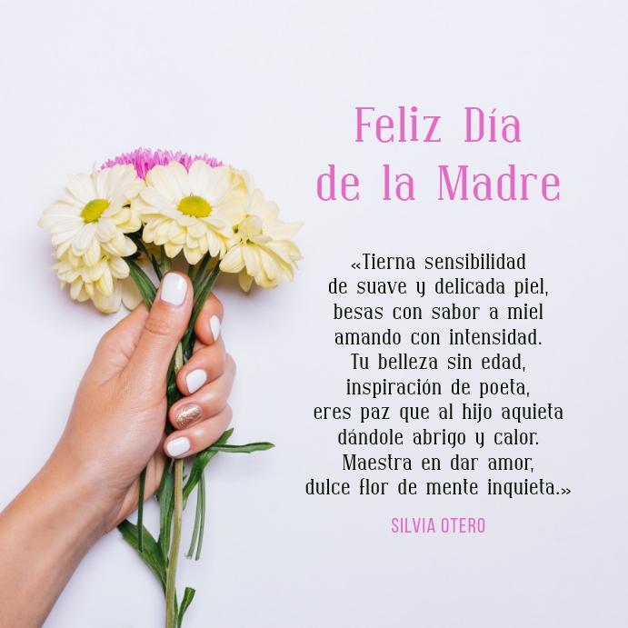 Post De Día De La Madre Template Postermywall