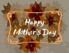 post de Día de la Madre volante