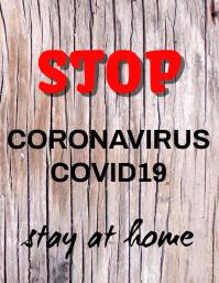 post stop to coronavirus covid19