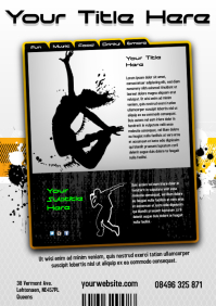 Poster Design template