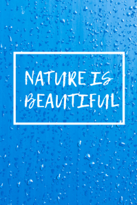 Poster of Nature sweet