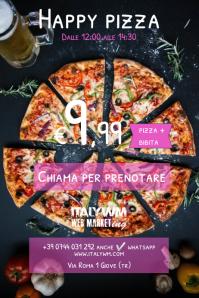 poster pizza, poster ristorante, poster bar