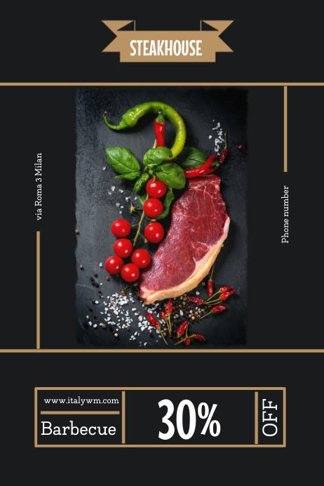 Poster ristorante