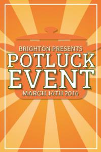 Potluck event