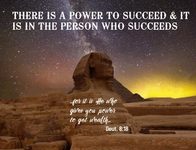 power consciousness
