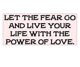 POWER OF LOVE QUOTE TEMPLATE Großes Rechteck