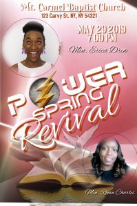 POWER SPRING REVIVAL