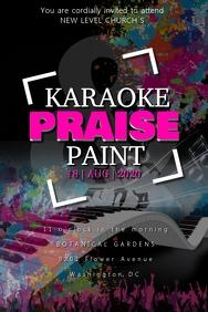 Praise & Paint