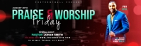Praise & Worship template Twitter 标题