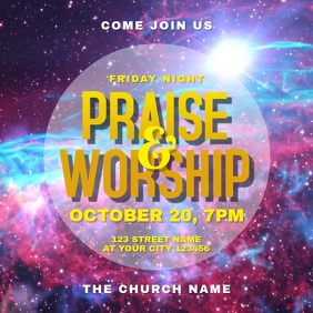 Praise and Worship Night