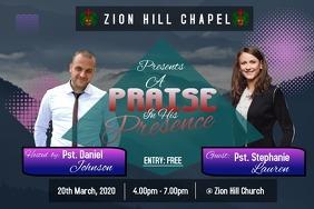 Praise Concert Template