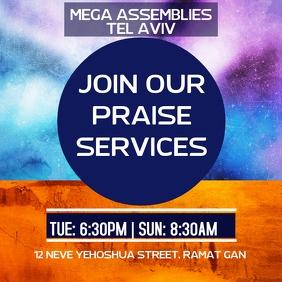 Praise Service Template