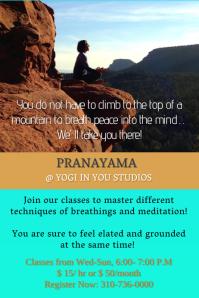 Pranayama Meditation Ad