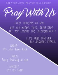 Pray with Us