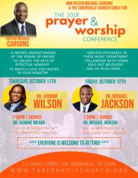 Prayer & Worship Conference