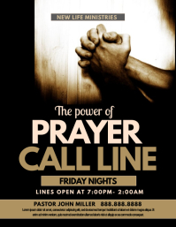 prayer call line