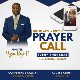 Prayer Call Promo