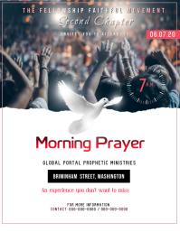 Prayer Meeting Flyer
