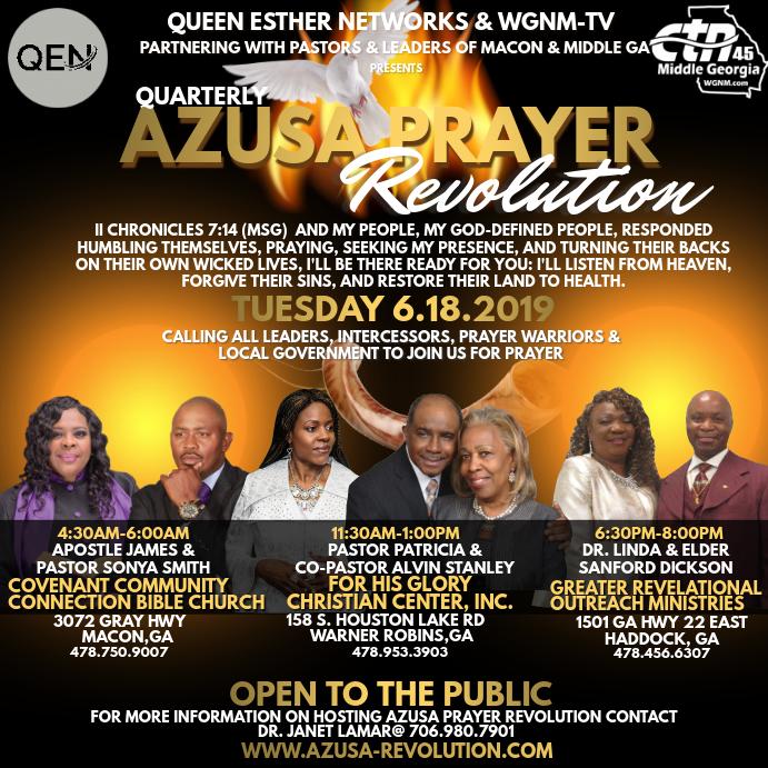 prayer revival