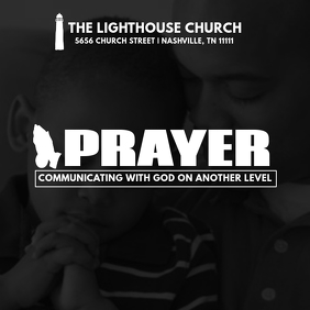 Prayer SERMON SERIES