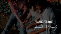 Prayer Service Affichage numérique (16:9) template
