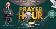 Prayer template Gambar Bersama Facebook