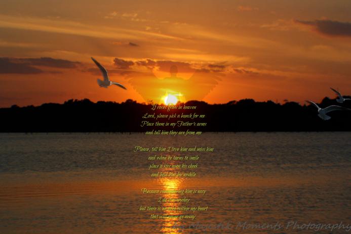 Prayer to heaven