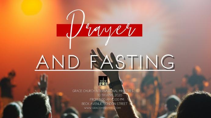 PRAYER WEEK TEMPLATE Digital Display (16:9)