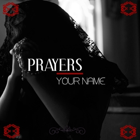 PRAYERS GOSPEL ALBUM COVER EST SINGLE COVER R