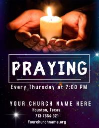 praying night