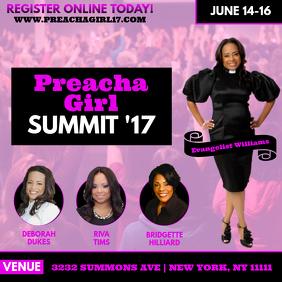 Preacha Girl Summit