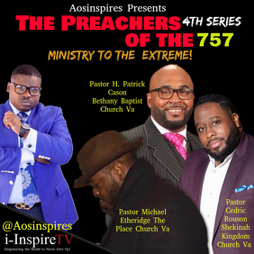 Preachers of the 757