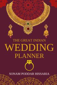 premium wedding planning poster template