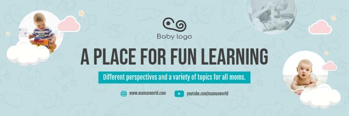 Preschool Classes Twitter Header Twitter-header template