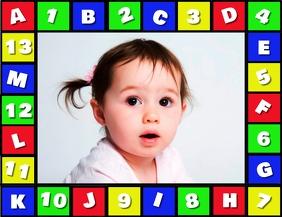 Preschool Photo Frame